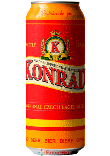 Konrad Original Lager 500ml.