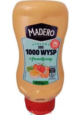 Соус Madero Sos 1000 Wysp (Для Морепродуктов и Рыбы) 410g.