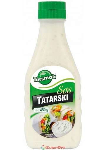 Соус Tarsmak Sos Tatarski (Тарсмак Татарский) 450g.