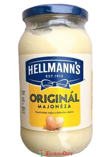 Майонез Hellmann's Original (Хелманс Оригинал) 420g.