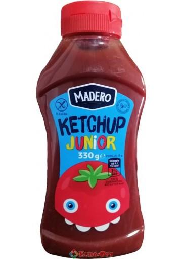 Кетчуп Madero Ketchup Junior 330g.