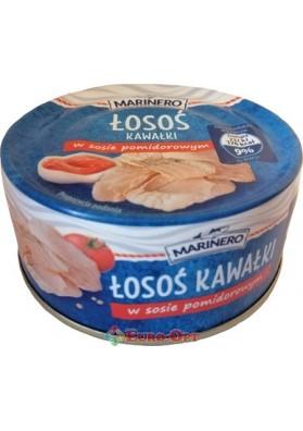 Marinero Losos w Sosie Pomidorowym (Лосось в Томатном Соусе) 150g.