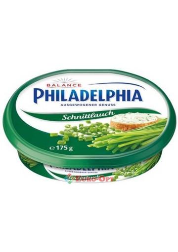 Сыр Philadelphia Schnittlauch (Филадельфия с Луком) 175g.