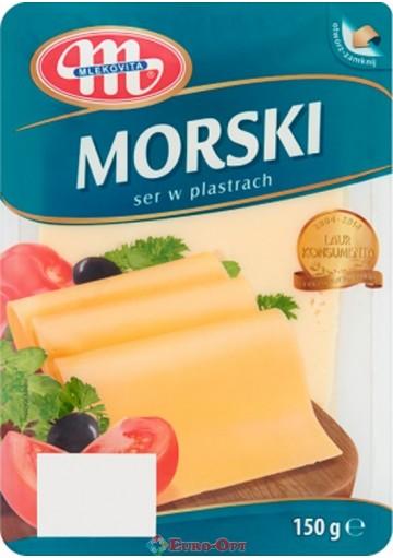 Сыр Mlekovita Morski 150g.