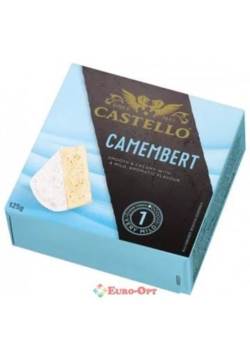 Сыр Camembert Castello (Камамбер с Белой Плесенью) 125g.