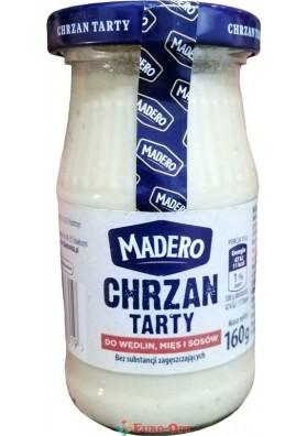 Тертый Хрен Madero Chrzan Tarty 165g.