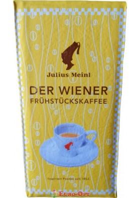 Julius Meinl Der Wiener Fruhstuckskaffee 500g.