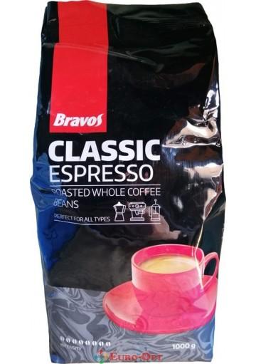 Bravos Classic Espresso (Бравос Классик Эспрессо) 1kg.