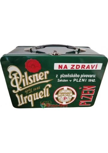 Упаковка пива Pilsner Urquell Plzen 4шт. (Пилснер Урквелл) 500ml.