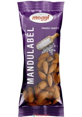 Орехи Миндальные Mogyi Roasted Salted Almonds 70g.