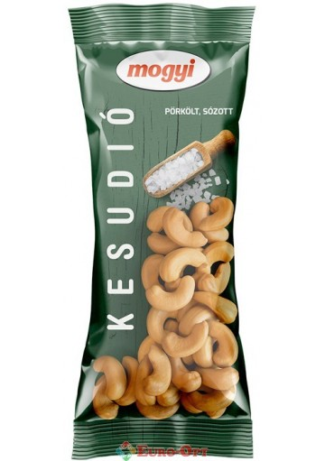 Орехи Кешью Mogyi Roasted Salted Cashew 70g.