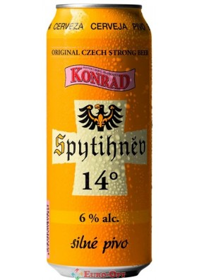 Пиво Konrad 14° 500ml.