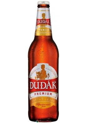 Пиво в склі Dudak Premium 12 (Дудак Преміум) 500ml.