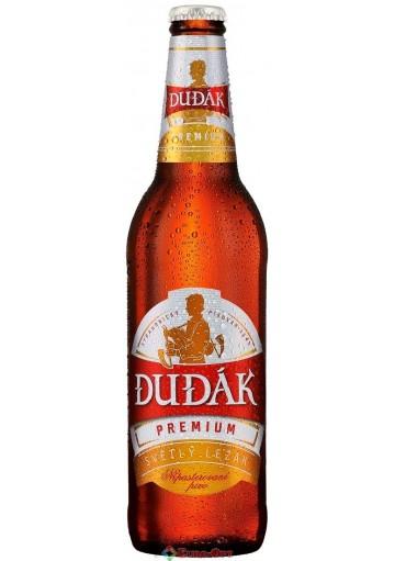 Пиво в стекле Dudak Premium 12 (Дудак Премиум) 500ml.