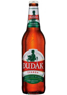 Пиво в склі Dudak Svanda 10 (Дудак Шванда) 500ml.