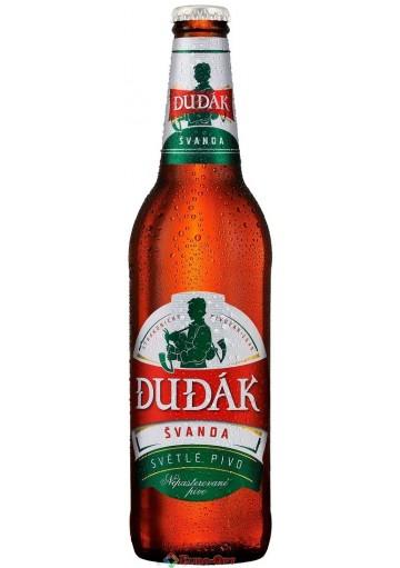 Пиво в стекле Dudak Svanda 10 (Дудак Шванда) 500ml.