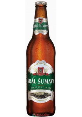 Пиво в склі Kral Sumavy 12 (Король Шумави) 500ml.