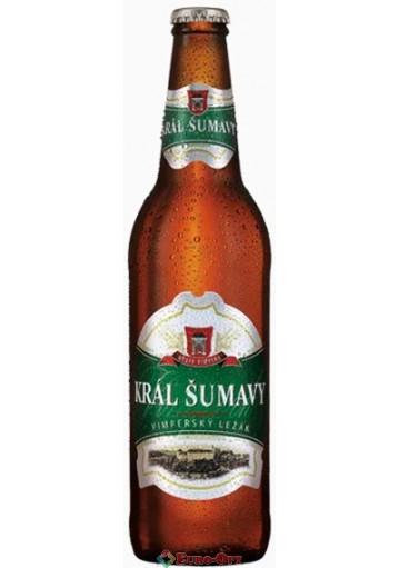 Пиво в стекле Kral Sumavy 12 (Король Шумавы) 500ml.