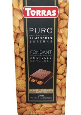 Шоколад Torras Puro Almendras 200g.