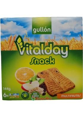 Печенье Gullon Vitalday Snack 144g.