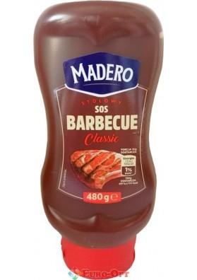 Соус Madero Sos Barbecue (Мадеро Барбекю) 410g.