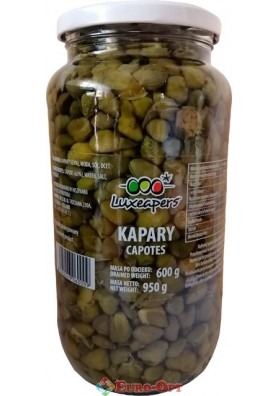 Каперсы Luxeapers Kapary Capotes 950g.