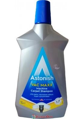 Шампунь для миючих пилососів Astonish Vac Maxx Machine Carpet Shampoo 1000ml.
