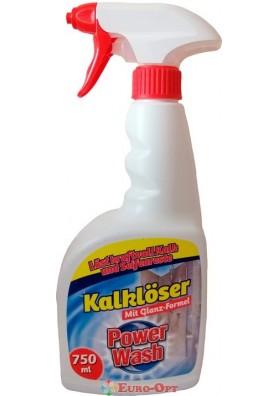 Засіб Від Нальоту І Іржі Power Wash Kalkloser 750ml.
