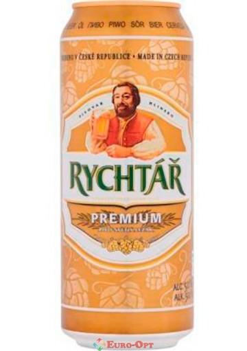 Пиво Rychtar Premium (Рихтар) 500ml.