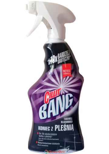 Cillit Bang Zero Penesz (Средство для чистки кухни Силит Банг Нулевая Плесень) 750ml.