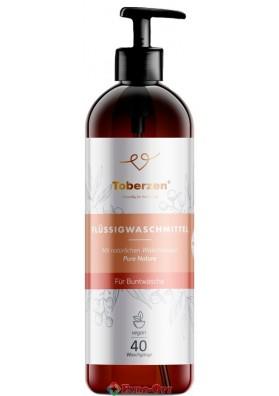 Натуральний гель для прання Toberzen Pure Nature (Тоберзен Чистий природа) 1000ml.