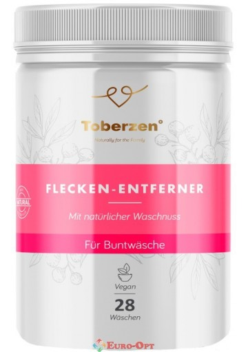 Натуральный пятновыводитель для цветного Toberzen Flecken Entferner 700g.