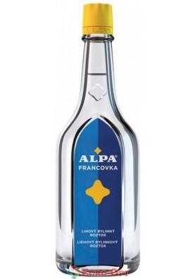 Спиртовий трав'яний розчин Alpa Francovka (Альпа Францовка) 160ml.