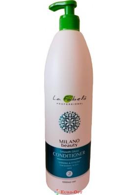 Кондиционер La Fabelo Milano Beauty Smooth Gloss (Блеск и Гладкость волос) 1000ml.