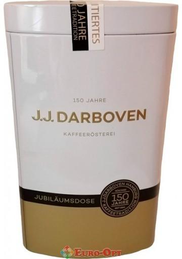 Кофе молотый J.J. Darboven 150 Jahre Jubiläumsdose 500g.