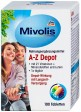 Витаминный комплекс Mivolis A-Z Komplett 100 caps