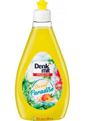 Средство Для Мытья Посуды Denkmit Spülbalsam Sweet Paradise 500ml.