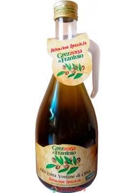 Нефільтроване Оливкова олія Levante Grezzona di Frantoio Olio Extra Vergine 1000ml.
