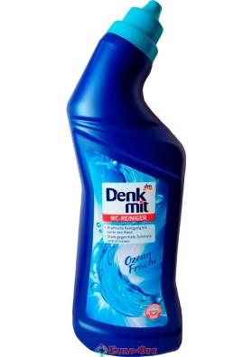 Засіб для чищення унітазу Denkmit WC-Reiniger Ozean-Frische 1000ml.