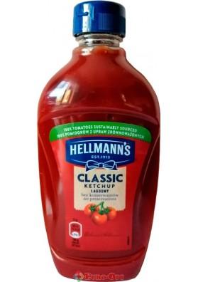 Кетчуп Hellmann's Classic Ketchup Lagodny 485g.
