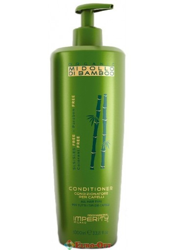 Бальзам-Кондиционер Professional Imperity Organic Midollo di Bamboo Conditioner 1000ml.