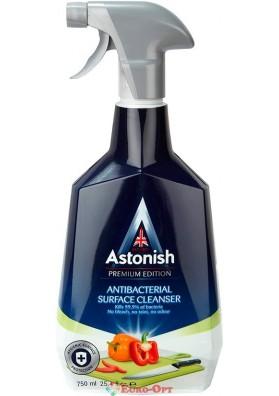 Средство для Дезинфекции Кухни и Ванной Astonish Antibacterial Surface Cleanser 750ml.