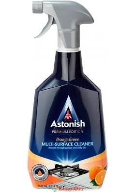 Универсальный Очиститель Astonish Premium Edition Multi-Surface Cleaner Orange Grove (Астониш с Маслом Апельсина) 750ml.