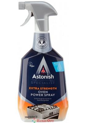 Средство для Чистки Плит и Микроволновых Печей Astonish Oven Power Spray 750ml.