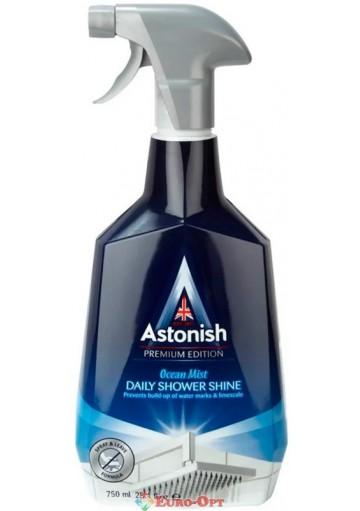 Средство для Душевых Кабин Astonish Daily Shower Shine 750ml.