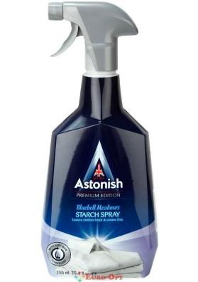 Засіб для Підкрохмалення і Прасування Astonish Starch Spray 750ml.