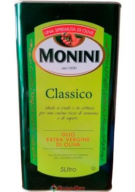 Оливковое масло Monini Classico 5000ml.