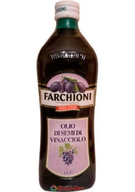 Виноградное масло Farchioni Olio Di Semi Di Vinacciolo 1000ml.