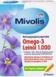 Лляне Масло Mivolis Omega-3 Leinöl 30 Kapseln