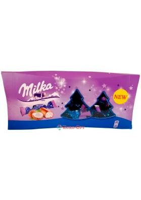 Новорічний набір цукерок Milka 300g
